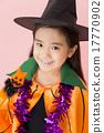 魔術師 小姑娘 女巫 17770902