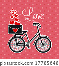 vector, greeting, love 17785648