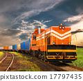 freight train 17797435