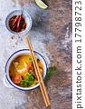 Thai soup Tom Yam 17798723