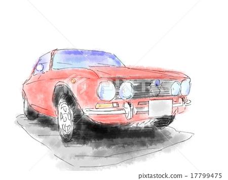Car clipart 17799475
