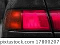 car lamp 17800207