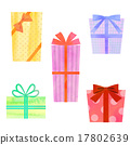 禮品盒 展示 禮物 17802639