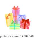 禮物 展示 多彩 17802640