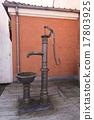 Hand water pump 17803925