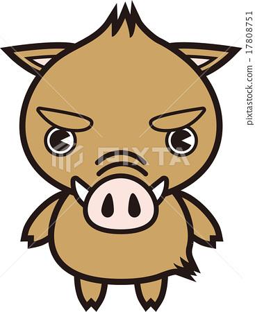 野豬 17808751