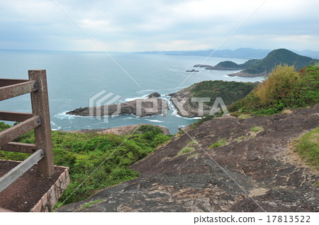 The wishes come true Cruz sea - Stock Photo [17813522] - PIXTA