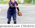 垒球投手 17816241