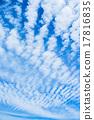 蓝蓝的天空 云 云彩 17816835