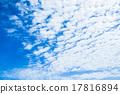 蓝蓝的天空 云 云彩 17816894