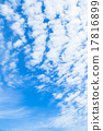 蓝蓝的天空 云 云彩 17816899
