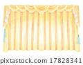 窗簾 幕布 階段 17828341