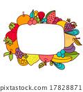 doodle, drawn, frame 17828871