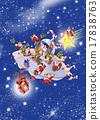 คริสต์มาส,ยานอวกาศ,ซานต้า 17838763