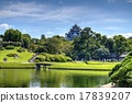 고라쿠엔, 오카야마 성, 오카야마죠 17839207