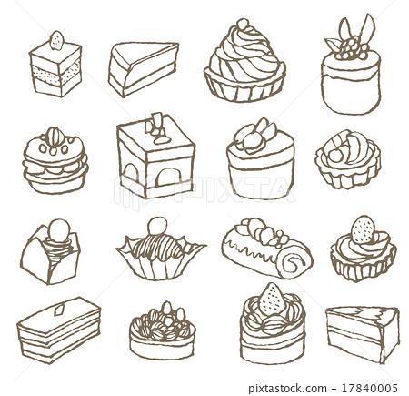 套蛋糕 17840005