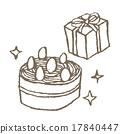 생일, 선물, 프레젠트 17840447