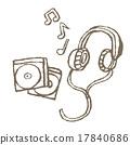 headphone, music, musical 17840686