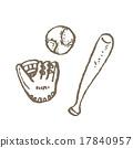 เบสบอล,กีฬาเบสบอล,กีฬา 17840957