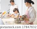 ครัว,ความเป็นพ่อแม่,ครอบครัว 17847632