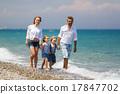 beach family ocean 17847702