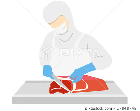 肉類加工 17848748