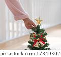 聖誕樹 室內 戶內 17849302