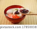 향토 요리, 일본 떡국, 일본식 떡국 17850038