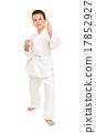 boy in white kimono 17852927