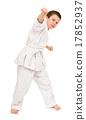 boy in white kimono 17852937