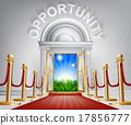concept, entrance, open 17856777