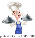 chef cartoon vector 17856780