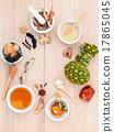 Natural Spa Ingredients . 17865045