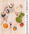 Natural Spa Ingredients . 17865047