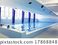 Indoor swimming pool 17868848