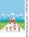人 交通安全 走路 17869974