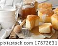 honey soft cheese cake sweet pastries dessert 17872631