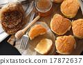 honey soft cheese cake sweet pastries dessert 17872637
