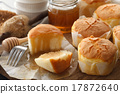 honey soft cheese cake sweet pastries dessert 17872640
