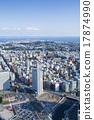 横滨 建筑群 城市 17874990