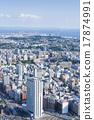 橫濱 建築群 城市 17874991