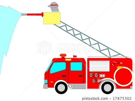 消防车 17875302