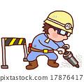 建設 建造 男人 17876417
