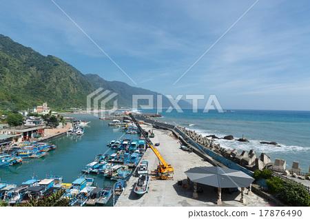 小漁港 17876490