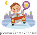 駕車 喝醉 醉酒駕駛 17877340