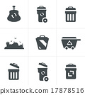 Garbage Icons 17878516