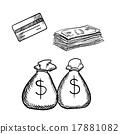 เงินตรา,เงิน,ดอลลาร์ 17881082