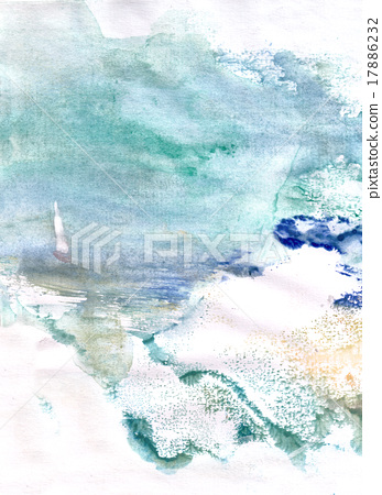 White sail 17886232