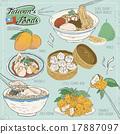食物 食品 专门 17887097