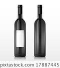 酒 矢量图 矢量 17887445